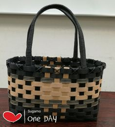Japan Crafts, Basket Weaving, Arts And Crafts, Band, Pattern, Handmade, Paracord, Backpack, Projects