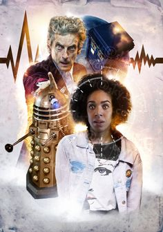 Introducing Pearl Mackie as Bill….Doctor Who 2017