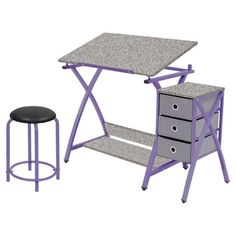 studio designs glass top futura tower drafting station set drafting u0026 drawing tables at hayneedle arquitetura decorao pinterest tops products