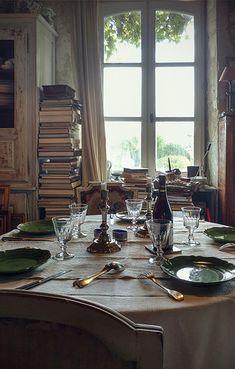 Mr.T.G's cottage, Basse-Normandie | par Kotomi_