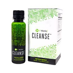 It Works! Cleanse is a gentle two-day herbal cleanse that helps your body reset and rebalance itself so you can feel and look your best! Formulated with two proprietary blends to work with your bo...