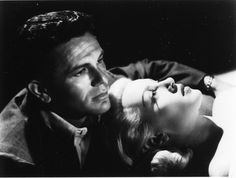 John Garfield and Lana Turner - THE POSTMAN ALWAYS RINGS TWICE