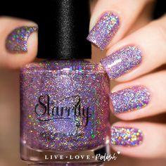Starrily Menchie The Cat | Live Love Polish