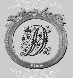 """LVD / """" Lettre monogramme D """""""