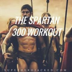 I'm going to assume you clicked on this post because, like any other sane person, you would love to look like a Spartan. Gerard Butler and his brave 300 went through a brutal training regime prior to their roles in the movie, and it's time to share it with you as well. The main goal of this work…