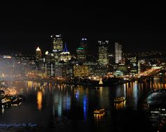 City of Pittsburgh Pictures To Buy at Pittsburgh Steelers Photo Store