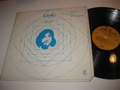 Kinks - Lola Versus Powerman And The Moneygoround LP