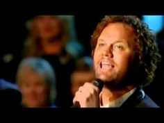 "David Phelps & the Gaither Vocal Band doing their rendition of the fabulous song by Don Francisco, ""He's Alive"""