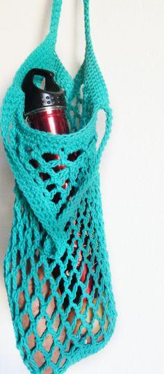 The String Bag Knitting Crochet Pinterest String Bag