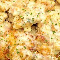 Bistro 27 Roasted Garlic Chicken (VIDEO) - The Midnight Baker