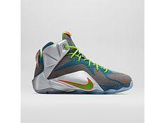 LeBron 12 (3.5y-7y) Kids' Basketball Shoe