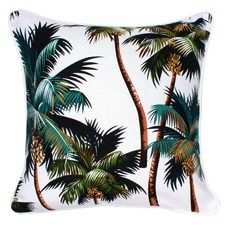 Oasis Palm Trees Whi