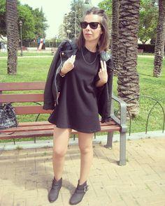 Black dress !!! Vestido negro!!!