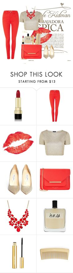 """#36"" by darina-kozlova ❤ liked on Polyvore featuring Dolce&Gabbana, BlendShe, WALL, Topshop, Jimmy Choo, Ted Baker, INC International Concepts, Olfactive Studio, Isaac Mizrahi and AERIN"