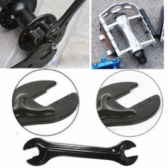 1pcs Cycling Bike Head Open End Axle Hub Cone Wrench Bicycle Repair Spanner Tool Free Shipping