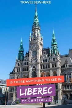 Is there Anything to See in Liberec, Czech Republic - Travelsewhere Europe Travel Guide, Travel Guides, Travel Tips, Travel Plan, Travel Articles, Travel Destinations, Great Buildings And Structures, Modern Buildings