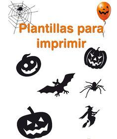 Material de Isaac para Educacion Especial: recursos varios para hallowen (para descargar)