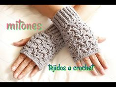Stylish and Easy FREE Crochet Gloves with fingers pattern images for crochet gloves for kids; crochet gloves for men; Crochet Fingerless Gloves Free Pattern, Fingerless Gloves Knitted, Crochet Baby Hats, Free Crochet, Knit Crochet, Easy Crochet, Crochet Designs, Crochet Patterns, Hat Patterns