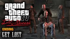 GTA: The Lost and Damned - Ending / Final Mission - Get Lost (1080p)