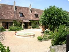 """There are some houses where you feel """"at #home"""" as soon as you step in. This former convent became, thanks to its owners, a pretty modern, comfortable and spacious home.  You can find a more peaceful place than an old convent!  http://www.dreamstones.co.uk/property/renovate-in-France/former-rectory-convent.html?fp=1"""