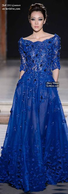 The Best Haute Couture Fashion of Fall 2015-16.