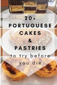 Portuguese cakes and pastries to try before you die - Portugalist Portuguese Desserts, Portuguese Recipes, Portuguese Food, Camino Portuguese, Just Desserts, Dessert Recipes, Best Street Food, Portugal Travel, Visit Portugal