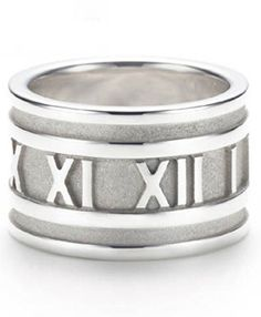 8cf8482dc7aa Tiffany Jewelry Roman Numerical Ring This Tiffany Jewelry Product Features   Category Tiffany   Co Rings Material  Sterling Silver