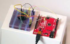 Rubber Breadboard (Silicone Circuit)