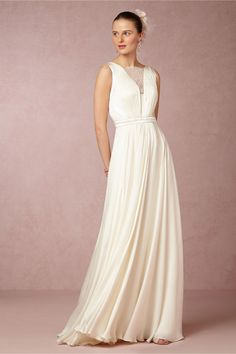 Angel Gown from BHLDN