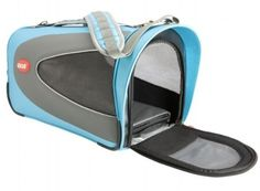 $140.40-$119.99 The Teafco Argo Petascope Pet Carrier Berry Blue lets your pet move with style and comfort. The ultra lightweight design and large zipper opening allow your pet maximum relaxation. With padding that's water-resistant and mesh windows on all sides, this pet carrier a great accessory for the moving pet and on-the-go owner. Easy to clean and very dapper. About Teafco Inc. Teafco Inc ...