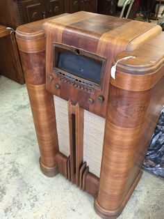 Radio Cabinet only for $75  #Consignment #buyonline #Radio #Unique #Cheap #GreatDeal
