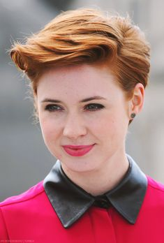 Karen Gillan - Guardians of the Galaxy Photocall - July 25th 2014