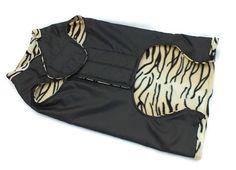 Dog Coat Dog Jacket Ripstop Fabric Coat Dog by AmberlillysHandmade