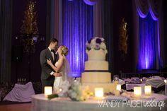 Mandy Paige Photography: Cincinnati Wedding Photographers: Hilton Netherland Plaza Continental Room