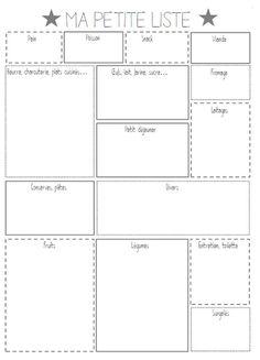 semainier planning hebdo imprimer gratuitement a pinterest semainier planning et. Black Bedroom Furniture Sets. Home Design Ideas