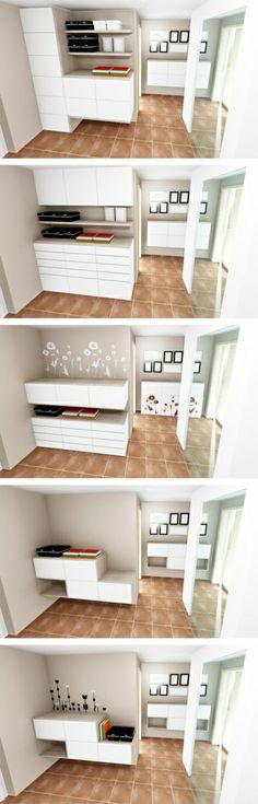 Besta Burs Wandmeubel.Ikea Wandmeubel Besta Awesome Ruw Meubelen Wandmeubel Van Sloophout