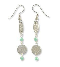 Fun DIY earrings