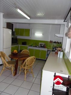 Appartement F4 - Stade Pater - Pirae