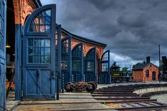 The Rail Yard - Photograph at BetterPhoto.com