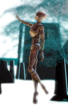 """Check outthe Second Life Pic of the Day,""""Futurewave_II""""byCaitlin 'Caity' Tobias."""