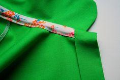 hoe biais bevestigen bij gingerbread  by - - spiegel aan de wand - -, via Flickr