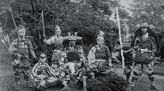 El día que la Armada española derrotó a los samuráis japoneses