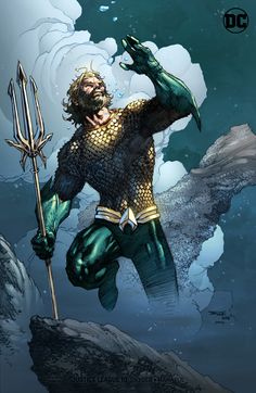 Aquaman by Jim Lee ross marvel frost four ramos kirby lee deodato surfer bianchi men Aquaman Dc Comics, Dc Comics Superheroes, Marvel Comics Art, Dc Comics Characters, Fun Comics, Dc Comic Books, Comic Art, Justice League, Avengers Coloring Pages