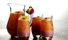 Bebida: Ponche para as Festas Natalinas (para os lugares onde no Natal faz muito calor... como o Brasil, entre outros)