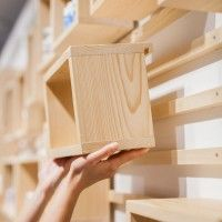 great idea for shelfes - AlpStories By Brigada