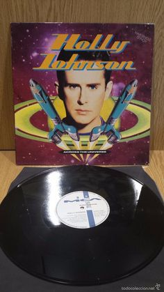 HOLLY JOHNSON. ACROSS THE UNIVERSE. MAXI SG / MCA RECORDS / MBC. ***/***
