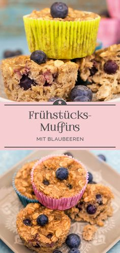 Muffins with blueberries the perfect breakfast. # bake # oatmeal The post Muffins with blueberries the perfect breakfast appeared first on Dessert Platinum. Easy Vanilla Cake Recipe, Easy Cake Recipes, Healthy Dessert Recipes, Health Desserts, Baby Food Recipes, Smoothie Recipes, Keto Recipes, Keto Snacks, Mug Cakes