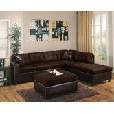 Found it at Wayfair - Milano Reversible Chaise Sectional