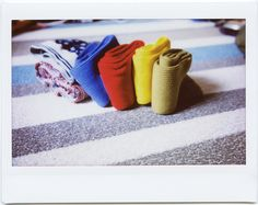 uniqlo by instax 500af, via Flickr.