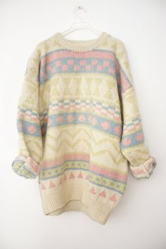 Vintage sweater from nemres on etsy